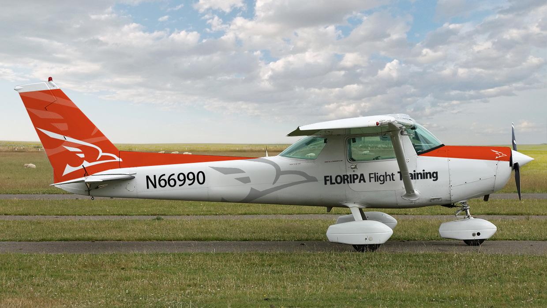Aviões Floripa Flight Training
