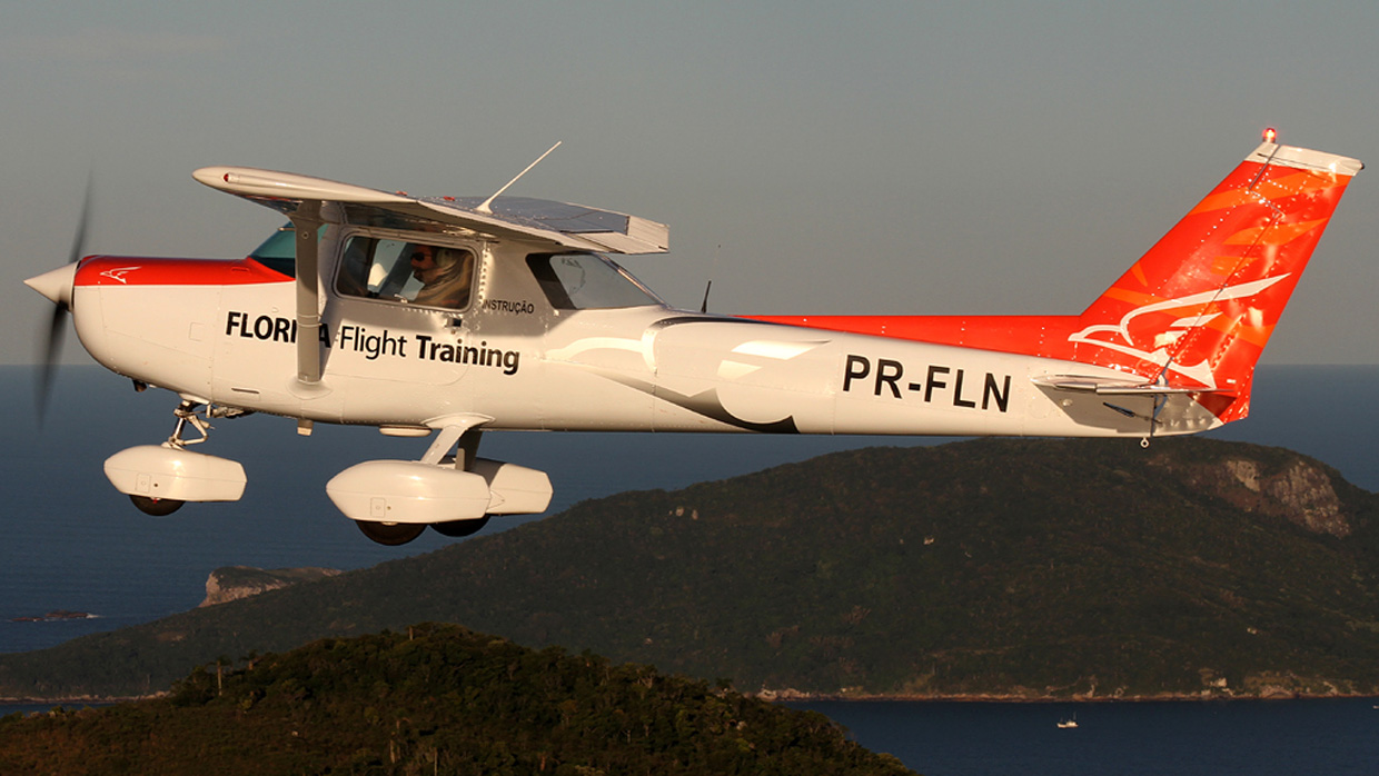 Aviões Floripa Flight Training